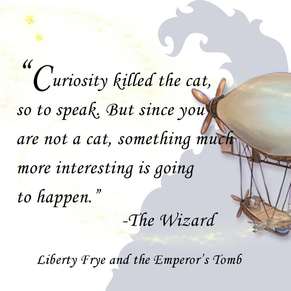 LFET Quote Curiosity