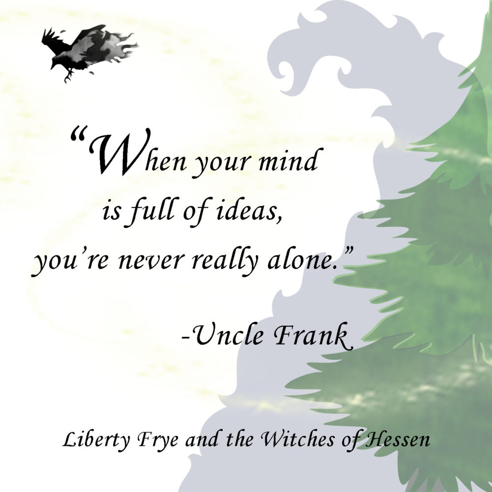 LFWH Quote Uncle Frank Ideas