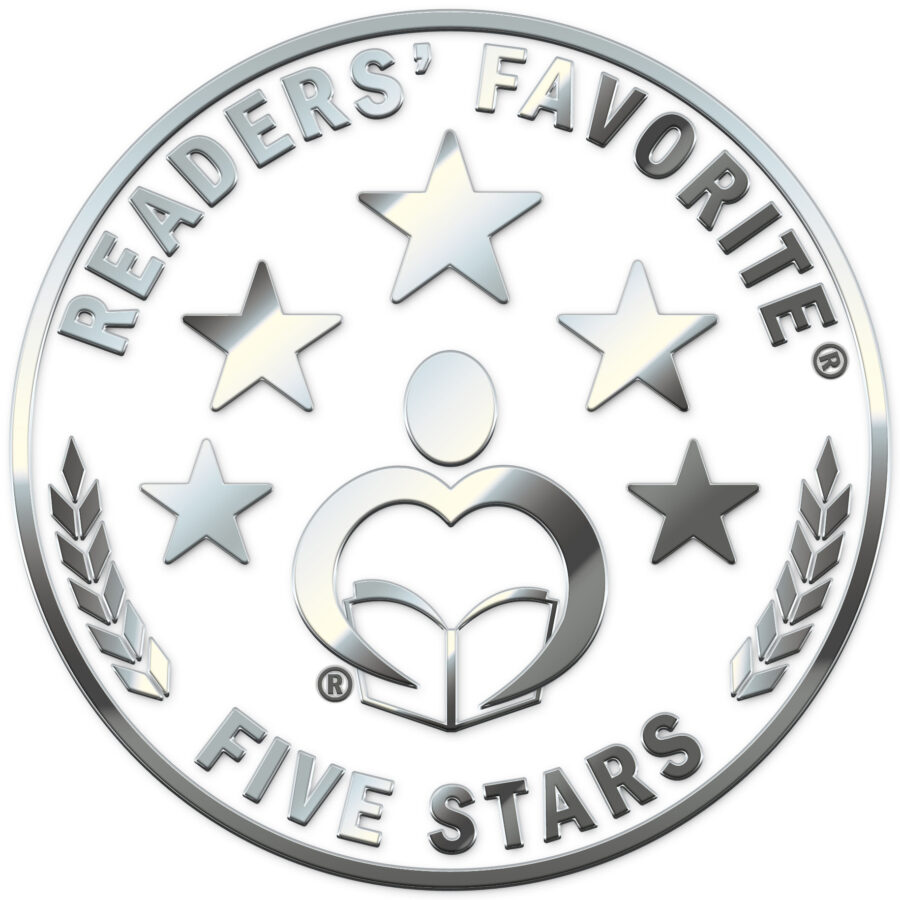 Readers Favorite 5 Star review sticker high resolution copy